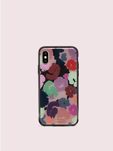wild floral iphone x & xs case, , rr_productgrid
