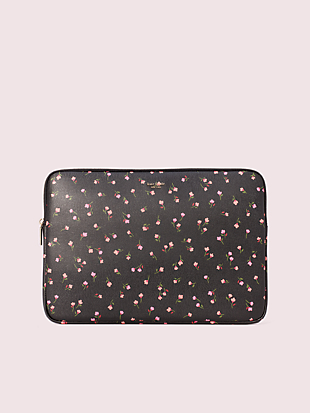 sylvia meadow universal laptop sleeve by kate spade new york non-hover view