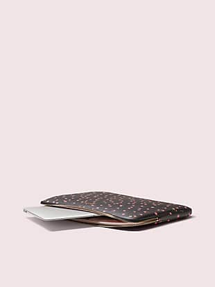 sylvia meadow universal laptop sleeve by kate spade new york hover view