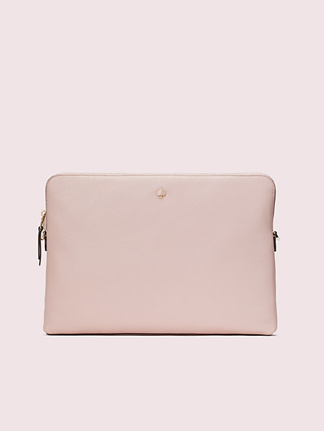 polly laptop sleeve with strap by kate spade new york