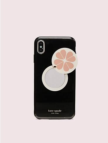spade swivel mirror iphone xs max case, , rr_productgrid