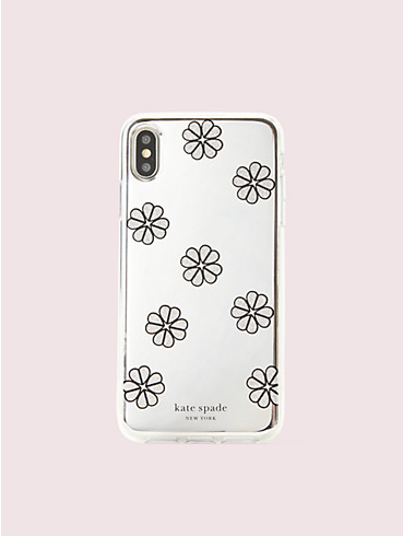 mirror spade clover toss iphone xs max case, , rr_productgrid