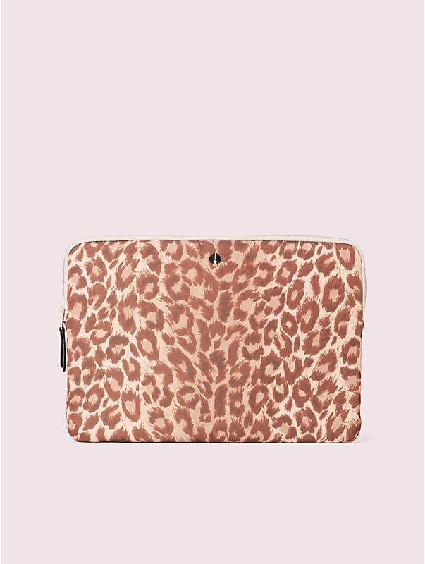 taylor leopard universal laptop sleeve, , rr_large
