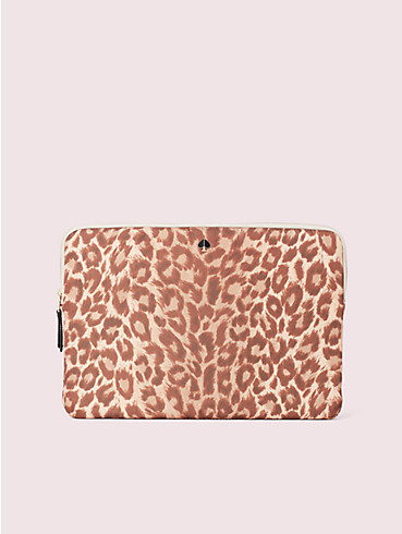 taylor leopard universal laptop sleeve, , rr_productgrid