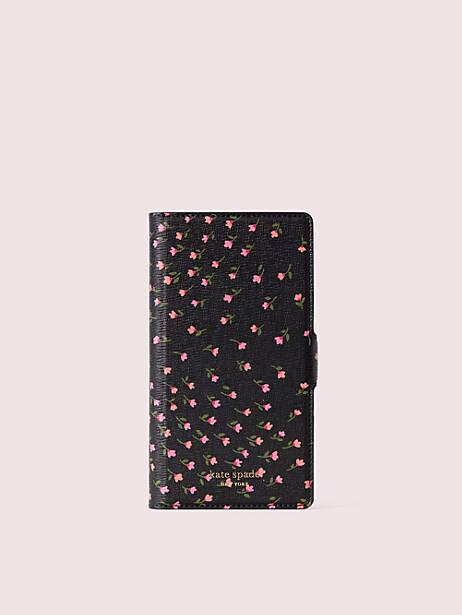 sylvia meadow iphone xs magnetic folio case by kate spade new york
