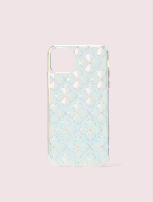 3d spade flower iphone 11 pro max case, , rr_large