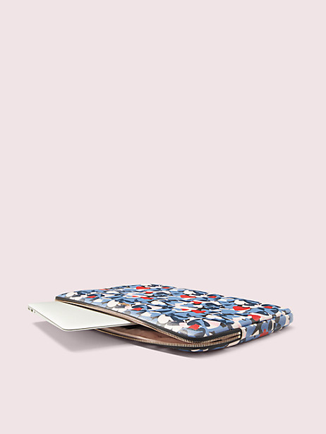 Sylvia heart party laptop sleeve | Kate Spade New York