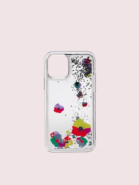 Collage liquid glitter iphone 11 pro case | Kate Spade New York