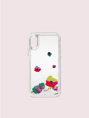collage liquid glitter iphone xs case, , rr_productgrid