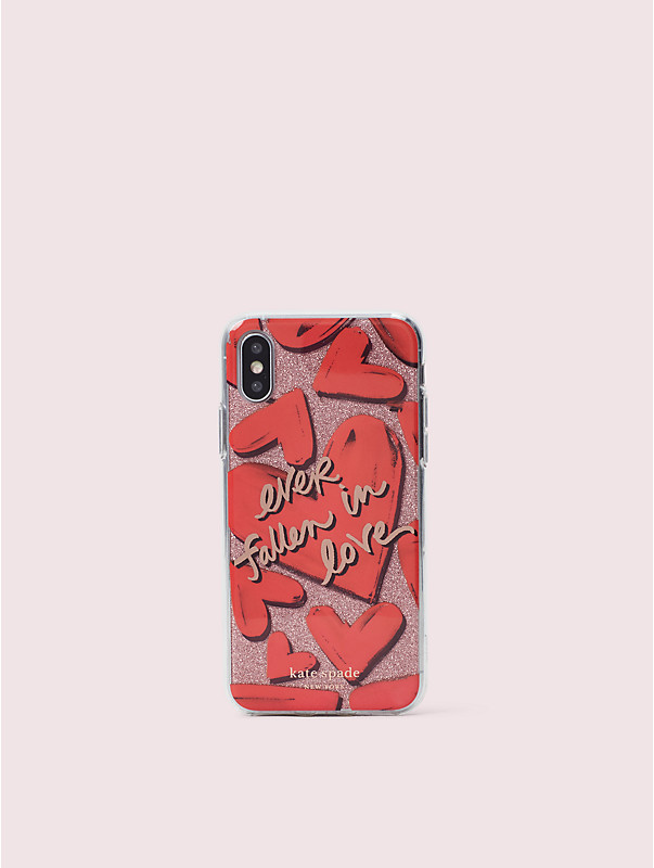 ever fallen in love iphone x & xs case, , rr_large