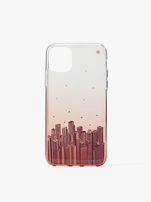 jeweled rock center iphone 11 pro max case by kate spade new york non-hover view