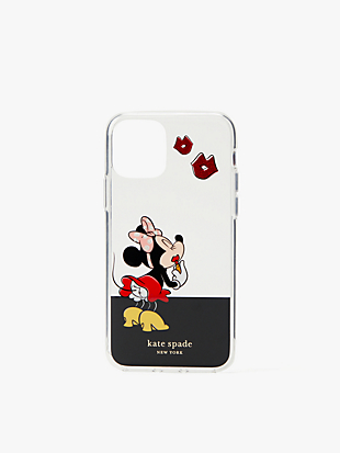 kate spade new york x minnie mouse iphone 11 pro case by kate spade new york non-hover view