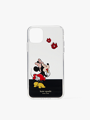 kate spade new york x minnie mouse iphone 11 pro max case by kate spade new york non-hover view
