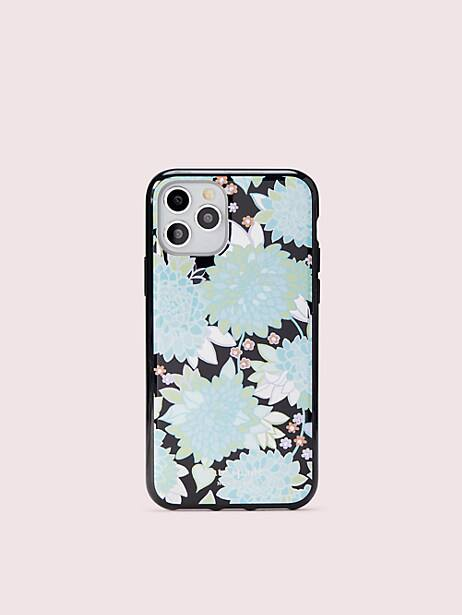 jeweled exotic bloom iphone 11 pro case by kate spade new york
