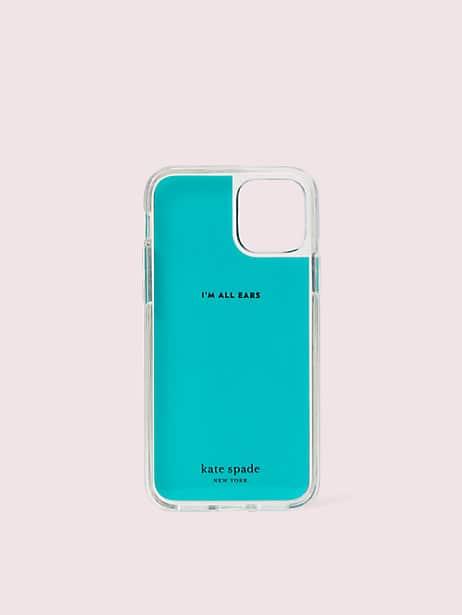 Bird party iphone 11 pro magnetic wrap folio case   Kate Spade New York