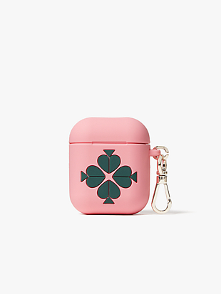silicone airpods case by kate spade new york non-hover view