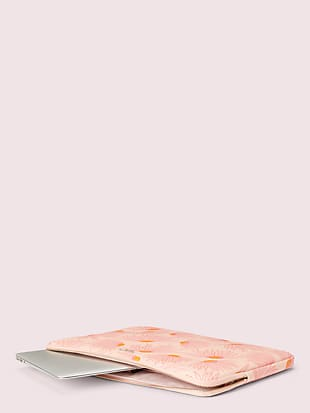 falling flower laptop sleeve by kate spade new york hover view