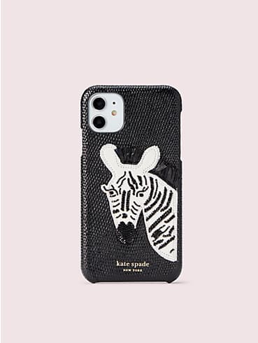 beaded zebra iphone 11 case, , rr_productgrid