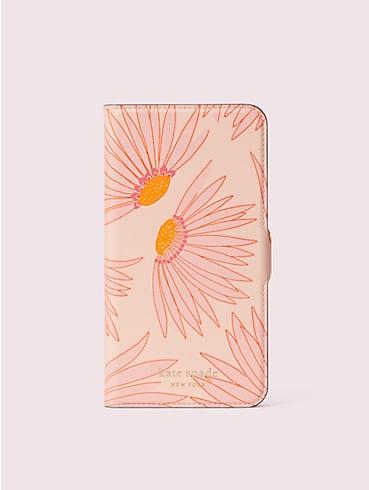"Magnetische Umschlaghülle für iPhone 11 Pro Max mit ""Falling flower""-Muster, , rr_productgrid"