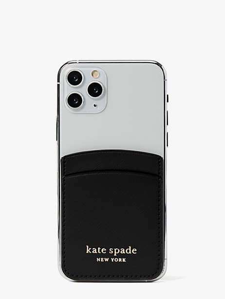 spencer double sticker pocket by kate spade new york