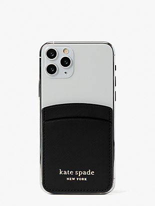 spencer double sticker pocket by kate spade new york non-hover view