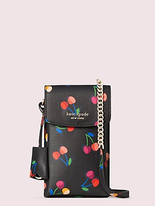 cherries north south phone crossbody by kate spade new york non-hover view