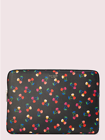 cherries universal laptop sleeve, , rr_productgrid
