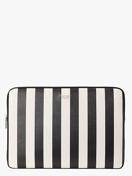 stripes universal laptop sleeve by kate spade new york