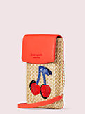 fruit novelty north south phone crossbody, , s7productThumbnail