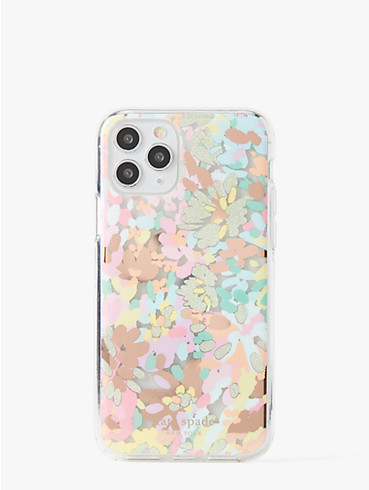 "Hülle für iPhone 11 Pro mit ""Painted Petals""-Muster, , rr_productgrid"