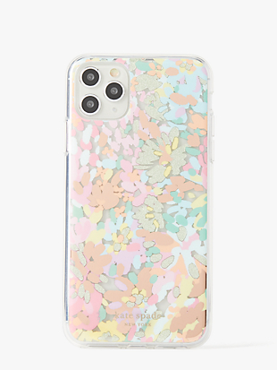 painted petals iphone 11 pro max case by kate spade new york non-hover view