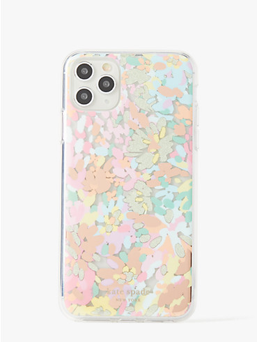 """Hülle für iPhone 11 Pro Max mit """"Painted Petals""""-Muster, , rr_productgrid"""