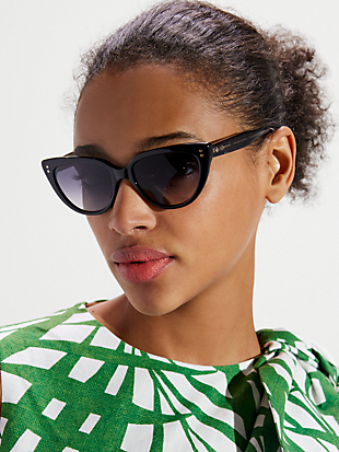 alijah sunglasses by kate spade new york hover view