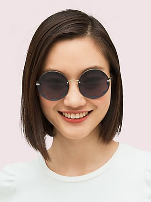 alivia sunglasses by kate spade new york hover view