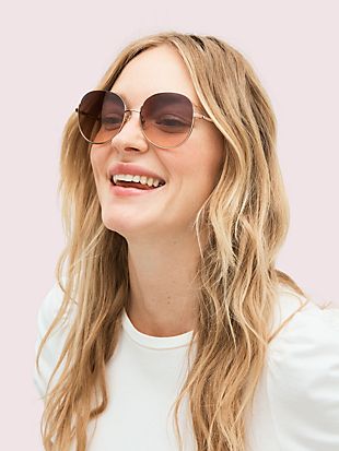 astelle sunglasses by kate spade new york hover view