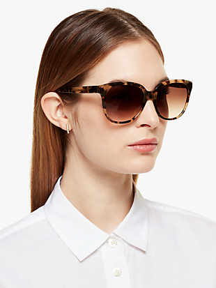 bayleigh sunglasses by kate spade new york hover view