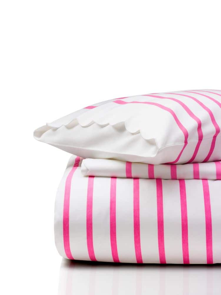 Harbour Stripe Comforter Set Kate Spade New York