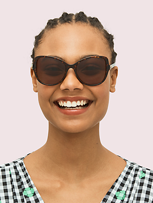 esmae sunglasses by kate spade new york hover view