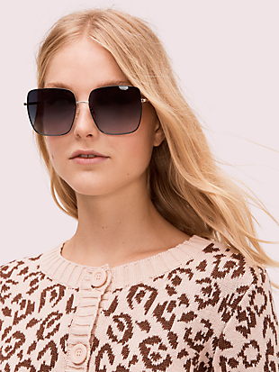 fenton sunglasses by kate spade new york hover view