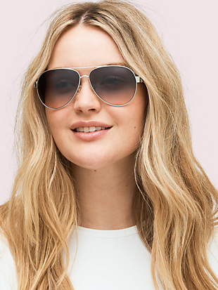 geneva sunglasses by kate spade new york hover view