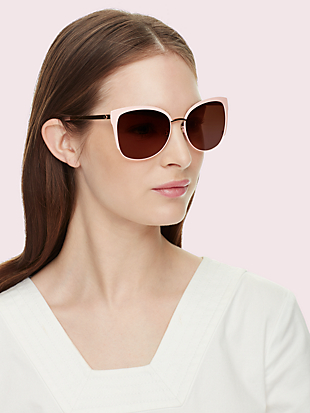 genice sunglasses by kate spade new york hover view