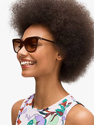 giana sunglasses by kate spade new york hover view