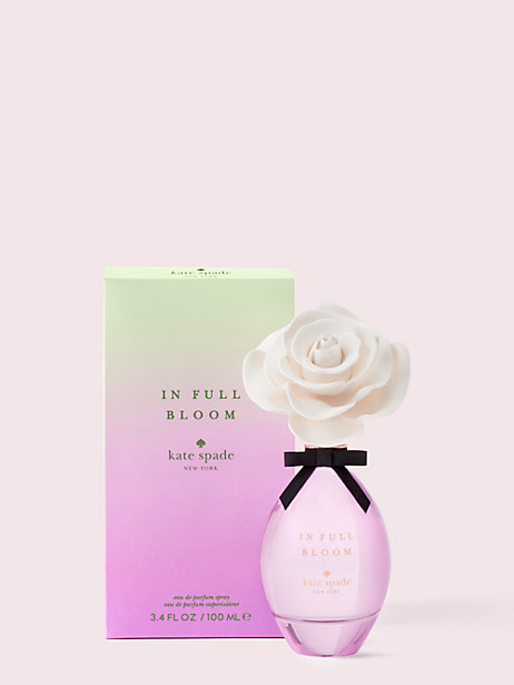 in full bloom 3.4 fl oz spray by kate spade new york