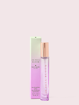 in full bloom .34 fl oz travel spray by kate spade new york non-hover view