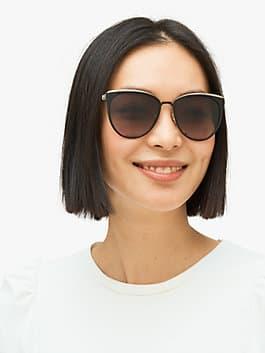 jabrea sunglasses, black, medium