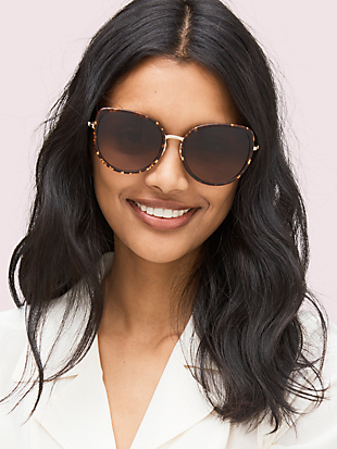 jensen sunglasses by kate spade new york hover view