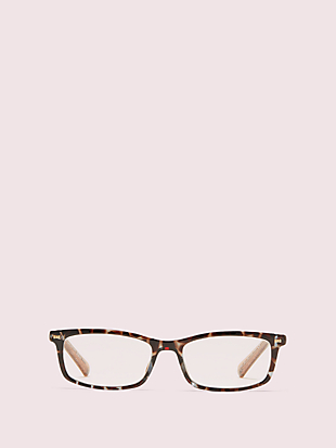 jodie readers with blue-light filters by kate spade new york non-hover view