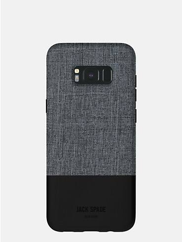 samsung galaxy s8 tech oxford color block case, , rr_productgrid