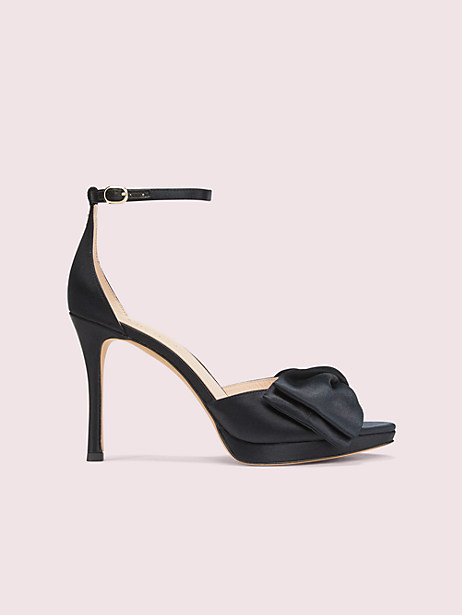 bridal bow sandals by kate spade new york