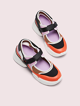 cloud cutout sneakers by kate spade new york hover view